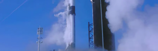 """Liftoff! Disregard."" Watch SpaceX Falcon 9 Rocket Abort a Planned Launch at the Last Second"