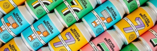 Creative Spark gives Manchester's Seven Brothers a 'Lucky 7' brand refresh