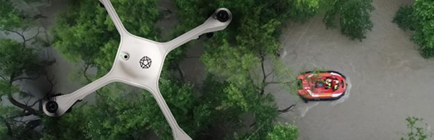 Drone Logo Shows What's (Im)possible
