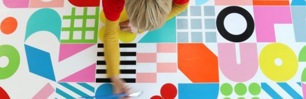How colour, pattern and materials become therapeutic